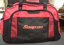 Snap On Collectable Carry Bag With Insulated Water Bottle Holder Built In Unique