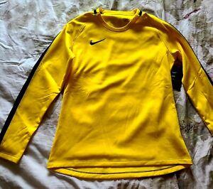 NWT NIKE Women's Dri-fit Academy 18 Soccer Pullover Shirt - Medium