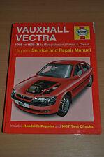Haynes Reparaturanleitung H3396 VAUXHALL Vectra, 1995-1998  Workshop Manual