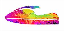 kawasaki 750 sxr sxi sx jet ski wrap graphics pwc stand up jetski decal kit 14