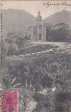 * BRAZIL - Rio de Janeiro, Tijuca - Igreja N.S.da Luz 1906