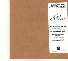 (DP851) I Was A Cub Scout, Pink Squares - 2006 DJ CD