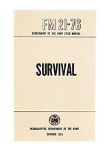 Survival and Field Manual Book - Reproduction