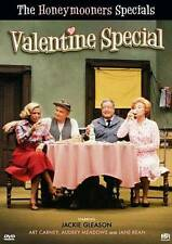 The Honeymooners - Valentine Special (DVD, 1978) Jackie Gleason, Art Carney  NEW
