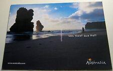 Advertising Tourism Australia - posted
