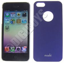 Carcasas liso de color principal azul para teléfonos móviles y PDAs