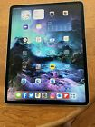 Apple iPad Pro 4th Gen. 128GB, Wi-Fi, 12.9 in - Silver Perfect Condition