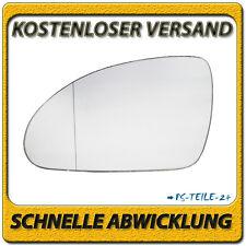 Außenspiegel Spiegelglas für KIA CEED 2006-2009 links Fahrerseite asphärisch