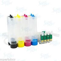Empty Ink Supply System R3 alternative for Epson Workforce WF-2630 T220 CISS