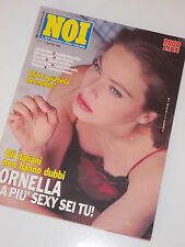 NOI 1994 n.2_ORNELLA MUTI_SOPHIE MARCEU_Sharon STONE_MADONNA_SCHIFFER_MUCCIOLI