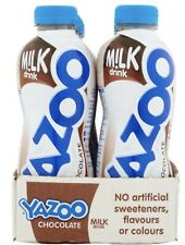 Yazoo - Milk Drink Chocolate  400ML x 10 Suitable For Vegetarians