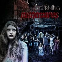 BURNING - NIGHTMARES   CD NEW