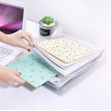 10-20Pack Fast T-Shirt Folding Board Laundry Organizer Storage Clothes Folder US