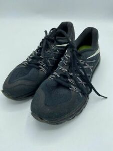 Nike Boy's GS Air Max 2015 Black Gray White Sneakers Youth Size 7Y