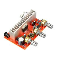 DC 12V TDA7377 Audio Power Amplifier Board 40W+40W Car Amp Board 2.0 Channel X-