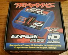 Traxxas #2970 Easy Peak Plus 4 amp charger with auto battery Id.