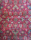 Delightful Dabir - 1930s Antique Oriental Rug - Floral Carpet - 12.2 x 17.6 ft.