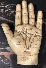 Vintage Palmistry Palm Reading Hand