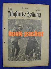 BERLINER ILLUSTRIRTE ZEITUNG 1924 Nr. 22: Die Entwicklung der Lokomotive