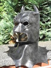 Batman Masque Carnaval Halloween mask the Dark Knight rises NEUF + Non porté