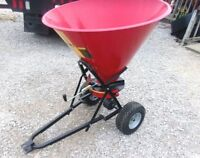 New Tar River  PTS-160  Pull Type Spreader/Seeder --Can ship fast and cheap!