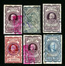 Italy Stamps Lot of 6 Revenues