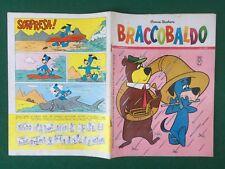 BRACCOBALDO n.14 Ed. Mondadori (1965) HANNA BARBERA Fumetto spillato Mensile