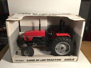 Vintage ERTL Case IH C80 Tractor 4357 Within Its Original Box 1:16