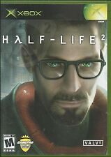 Half-Life 2 (Xbox Game, 2005) Complete TESTED Free Shipping