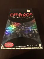 Omikron: The Nomad Soul (PC, 1999) Very Good Condition Rare Perfect Discs