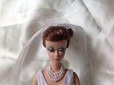 Perlenkette #2 für Vintage// Silkstone *gold* Barbie Schmuck