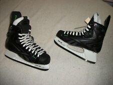 Reebok Ribcore Nhl Pro Stock Hockey Skates Dallas Stars Jason Spezza Sz 9-3/4 Ca