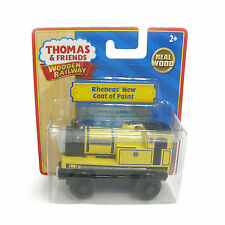 THOMAS THE TANK & FRIENDS - RHENEAS NEW COAT OF PAINT**NIB/2011**YELLOW LABEL**