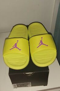 jordan nike slidders size 10 brand new in box
