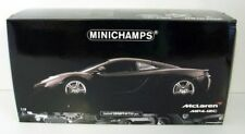 Minichamps 1/18 Scale - 110 133024 McLaren MP4-12C 2011 Matt Black