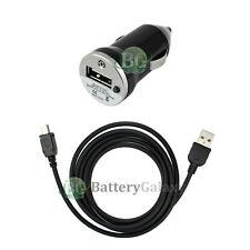 Battery Car Charger+USB Cable for Motorola RAZR RAZOR V3 V3C V3i V3M V3R V3T