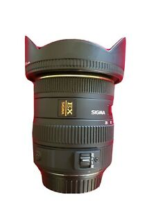 Sigma 10-20mm f/3.5 DC HSM for Canon EF