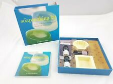 The Soapmaking Kit Tools & Recipes For Handmade Soaps by Victoria Pilar Horner