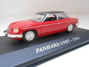 COCHE PANHARD 24BT 1/43 1:43 METAL MODEL CAR  MINIATURE alfreedom