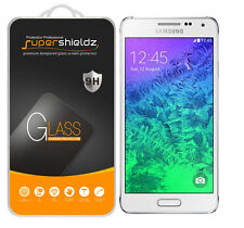 2X Supershieldz Tempered Glass Screen Protector Shield For Samsung Galaxy Alpha