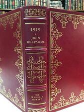 Franklin library: 1919: John Dos Passos: USA Trilogy