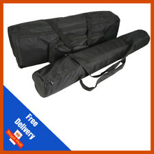 Carry Bag Set For Par Bar & Stand LED Derby FX Equinox Microbar QTX Stagg