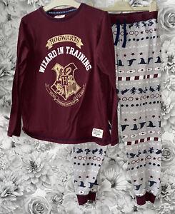 Boys Age 10-11 Years - Harry Potter Pyjamas