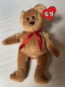 Rare*New Face BROWN TEDDY Bear 4050 Look