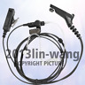 PTT Mic Earpiece Headset For Motorola Portable  APX4000 APX7000 APX6000 Portable
