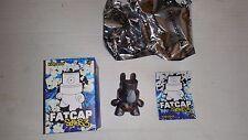 "Kidrobot Fatcap Series 3 Rhino by D. Ross ""scribe"" vinyl figure"