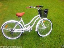 Steel Frame Women's Cruiser Bikes