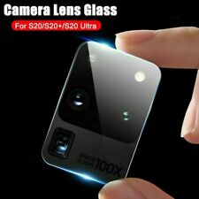 For Samsung Galaxy S20 Ultra S20+ Tempered Glass Camera Lens Screen Protector UK