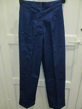Alexandra Ladies Maroon Pull Up Ski Trousers With Elasticated Stirrups 8-10 BNIP
