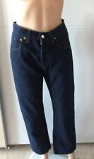 Levi's 501 Jeans 31/30 Dunkelblau Top Zustand Vintage